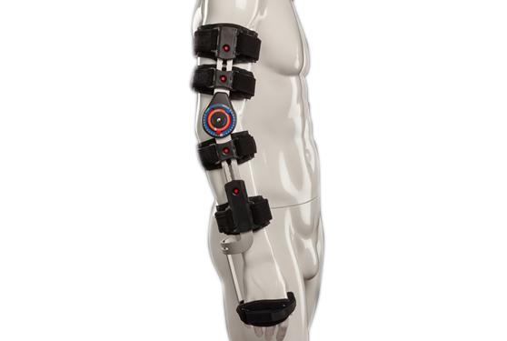 Ellenbogen-Orthese mit ROM-Gelenk
